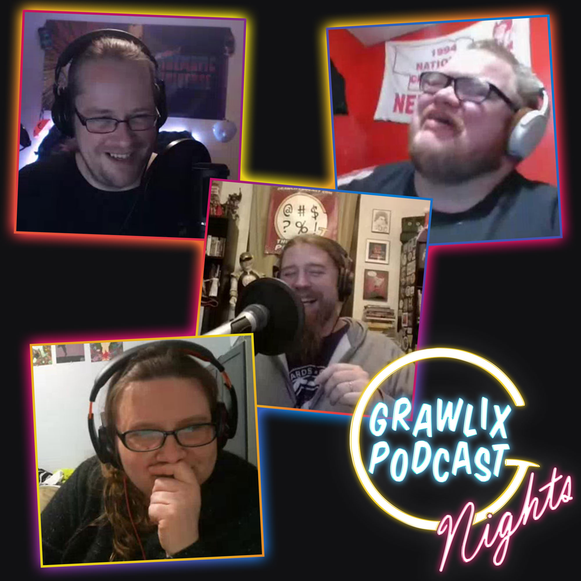 Grawlix Nights: Quarantine and Chill