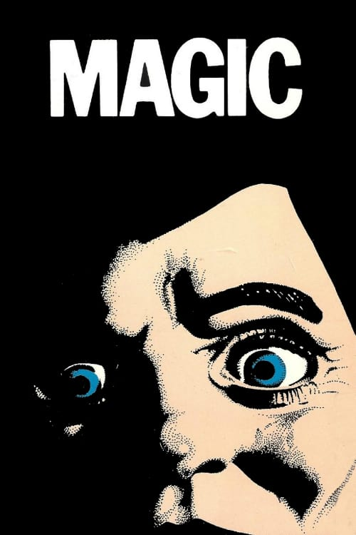 """Poster for the movie """"Magic"""""""