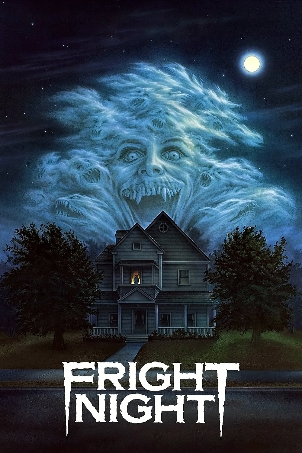 """Poster for the movie """"Fright Night"""""""