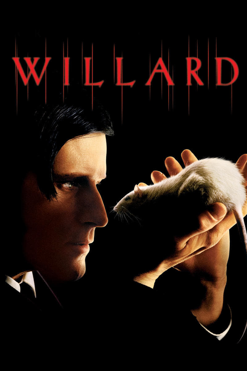 "Poster for the movie ""Willard"""