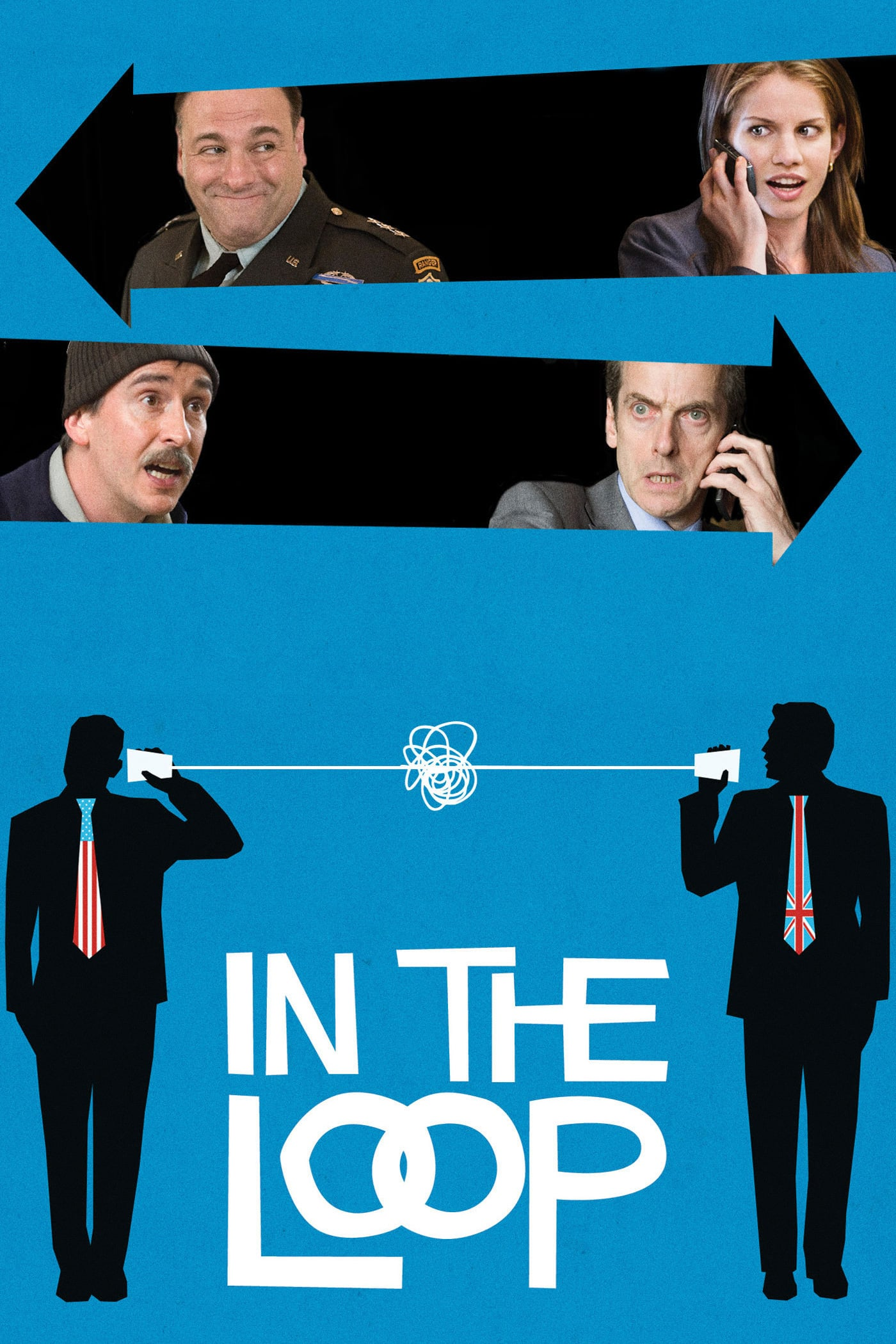"Poster for the movie ""In the Loop"""