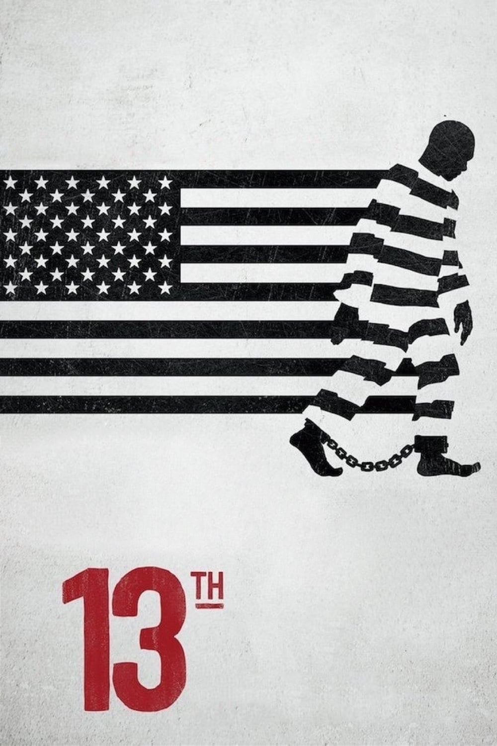 "Poster for the movie ""13th"""