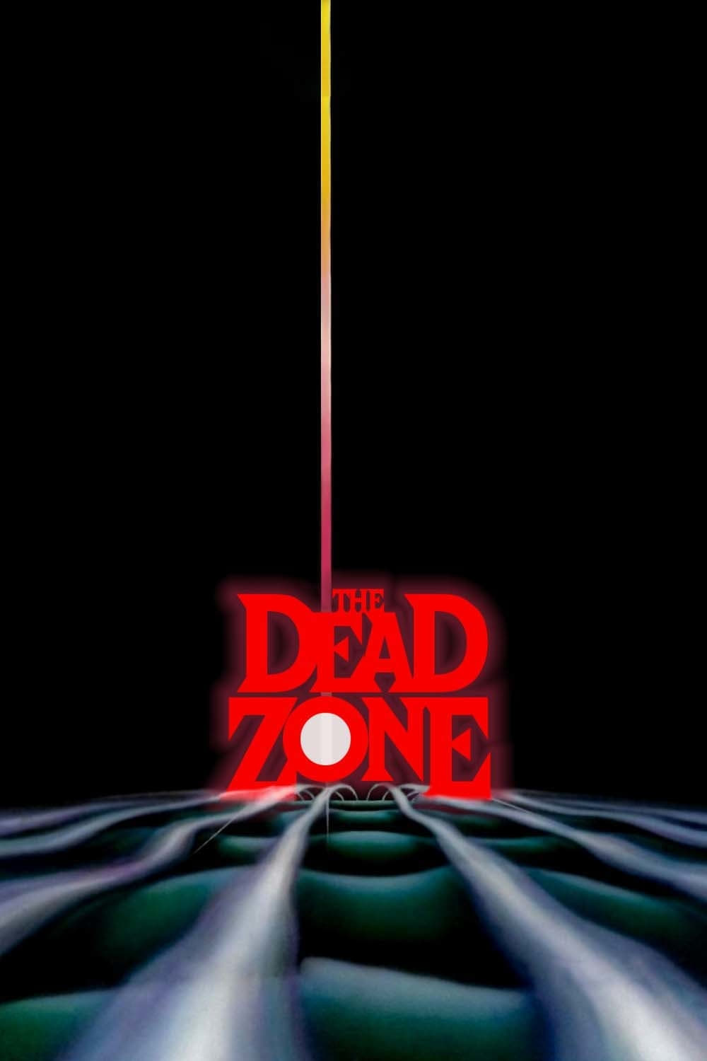 "Poster for the movie ""The Dead Zone"""