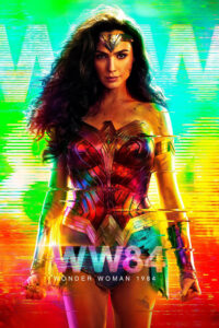 "Poster for the movie ""Wonder Woman 1984"""