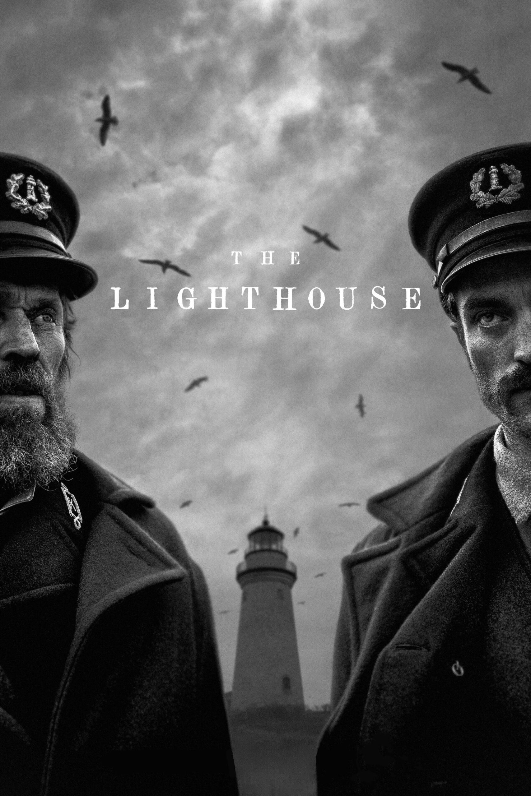 """Poster for the movie """"The Lighthouse"""""""