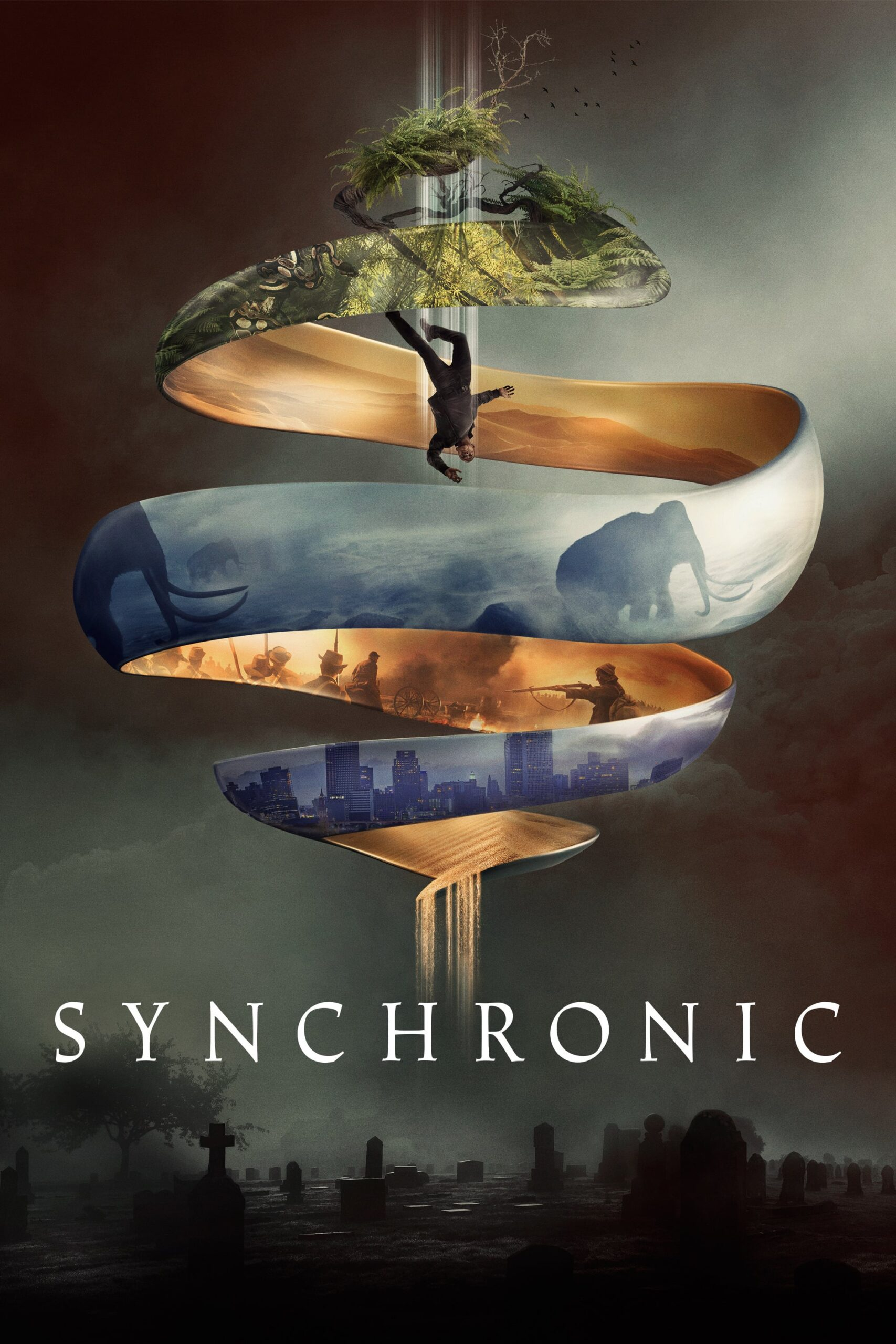 """Poster for the movie """"Synchronic"""""""