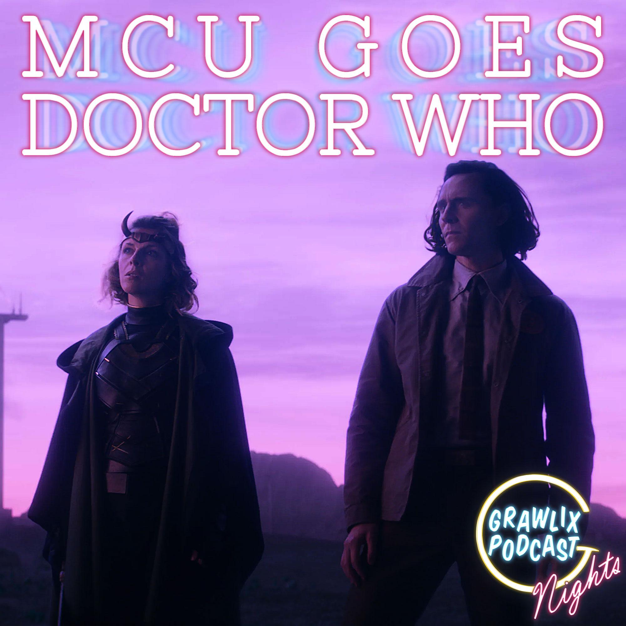 MCU Goes Doctor Who - Nights