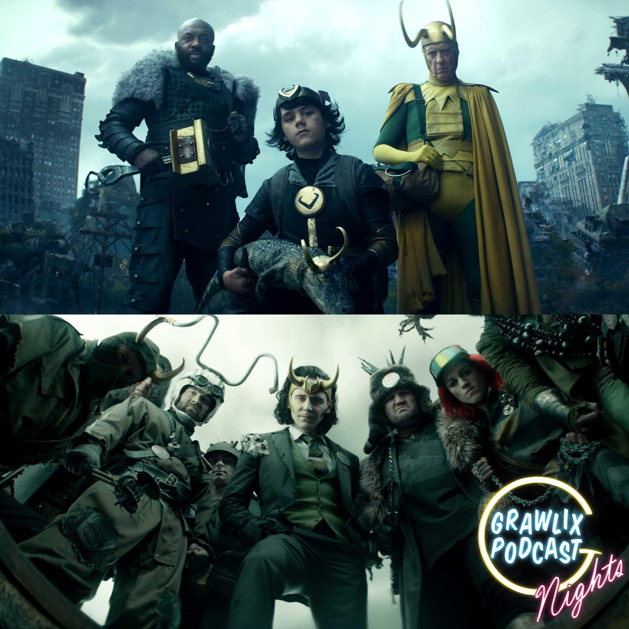 So Many Loki - Nights